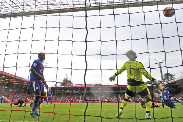 A brilliant overhead goal from Callum Wilson.
