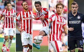 The 5 quality players Stoke have bought to the club this season