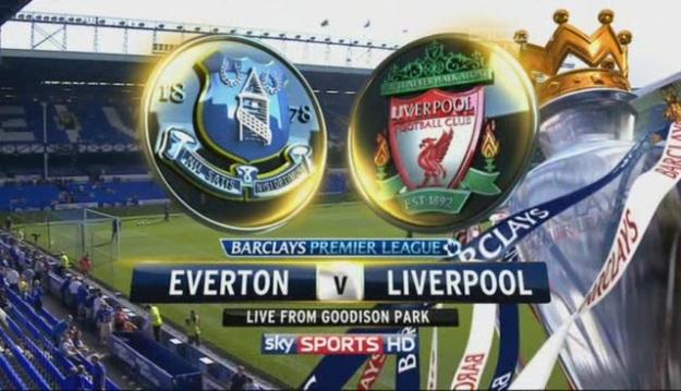 It's Merseyside Derby time!!!!