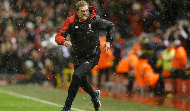 Running Man #klopp