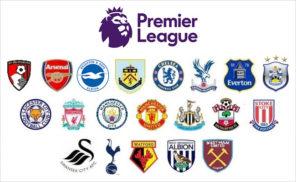 Premier League Teams 2017/18